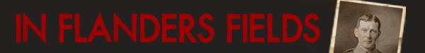in-flanders-fields   Bill Wolfe   Remembrance Day