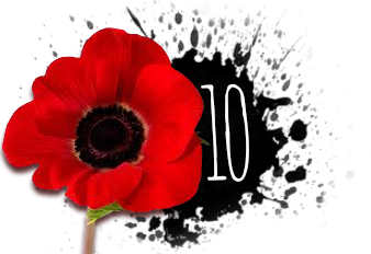 poppy 10 | Bill Wolfe | Remembrance Day