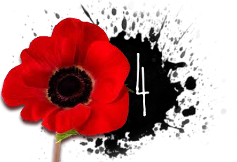 poppy 4 | Bill Wolfe | Remembrance Day