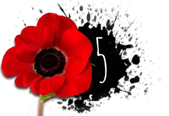 poppy 5 | Bill Wolfe | Remembrance Day