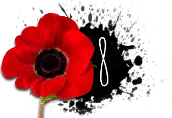 poppy 8 | Bill Wolfe | Remembrance Day