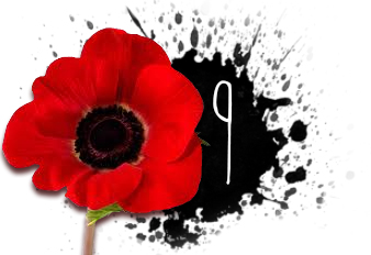 poppy 9 | Bill Wolfe | Remembrance Day