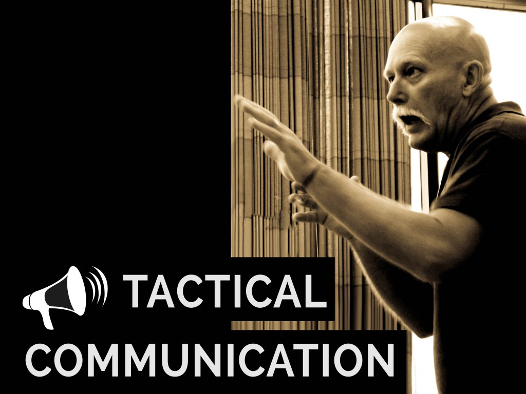 Tactical Communication